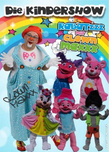 Die neue Clown Maxxx Show