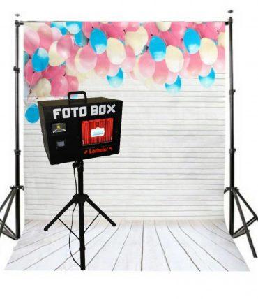 Unsere Fotobox für Ihre Party
